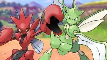Cómo conseguir a Scyther y Scizor en Pokémon Espada y Escudo