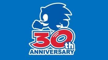 SEGA confirma 8 productos para celebrar el 30º aniversario de Sonic the Hedgehog