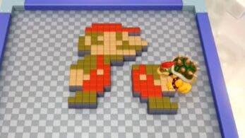 Vídeo: Evolución de las referencias a Super Mario Bros. en juegos de Nintendo
