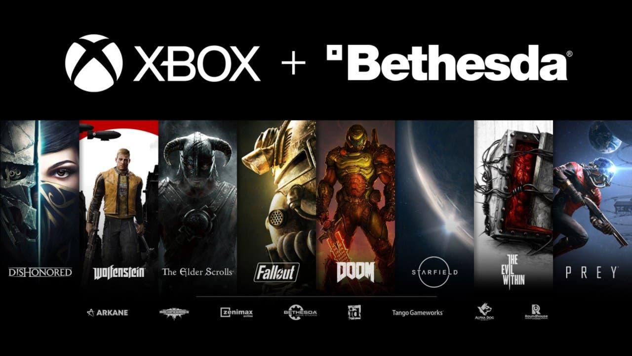 Microsoft acaba de comprar Bethesda, haciéndose con Doom, Fallout, Wolfenstein y más: ¿cómo afectará a Nintendo?