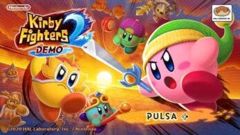 La demo de Kirby Fighters 2 ya está disponible en Europa y América