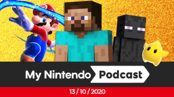 My Nintendo Podcast 5×1: Third-party, 35º aniversario de Super Mario, Steve en Smash Bros. y más