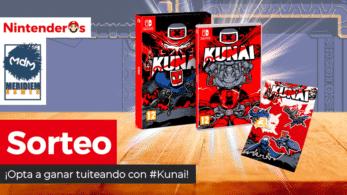 [Act.] ¡Sorteamos una edición física de Kunai para Nintendo Switch!