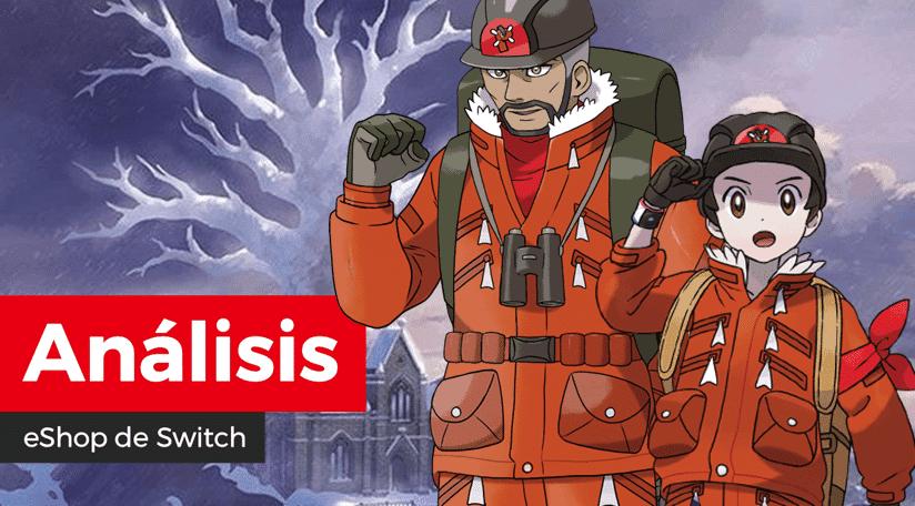 [Análisis] DLC Las nieves de la corona, segunda parte del pase de expansión de Pokémon Espada y Escudo para Nintendo Switch