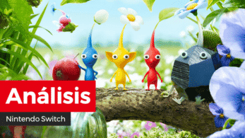 [Análisis] Pikmin 3 Deluxe para Nintendo Switch