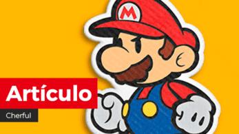 [Artículo] La filosofía de Nintendo y Paper Mario: The Origami King