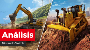 [Análisis] Construction Simulator 2+3 para Nintendo Switch