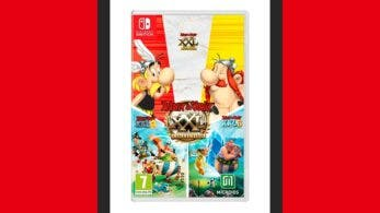 El pack Asterix & Obelix XXL Collection es anunciado para Nintendo Switch en Europa