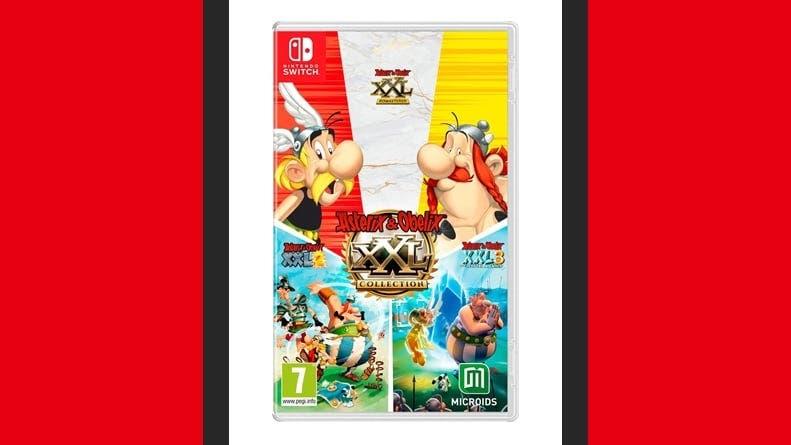 El pack Asterix & Obelix XXL Collection es anunciado para Nintendo Switch en Europa