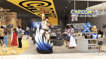 La nueva tienda de Capcom en Osaka abrirá en noviembre con merchandising exclusivo