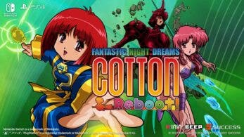 Cotton Reboot! confirma su lanzamiento en Occidente