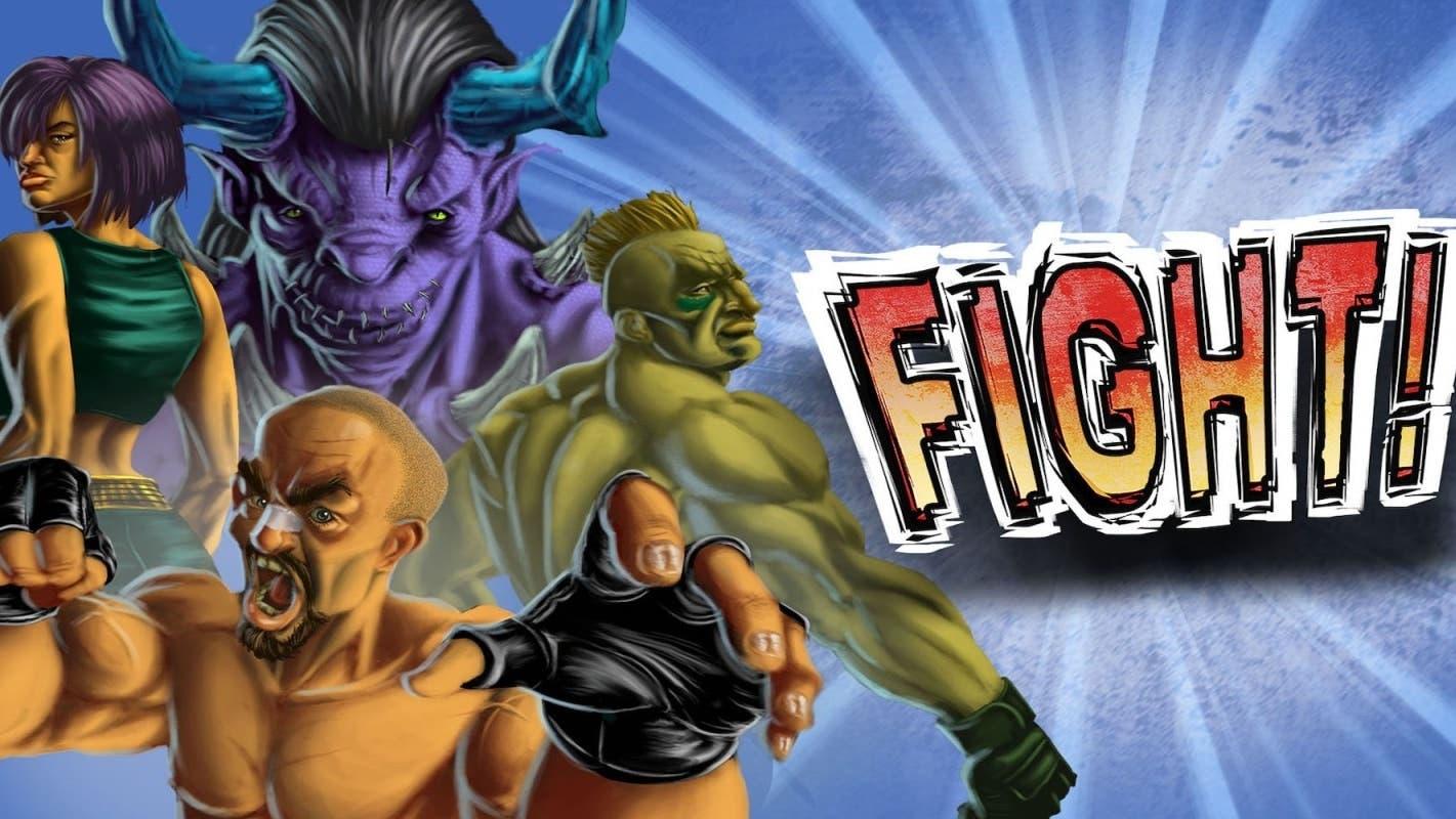 Fight se lanzará el próximo 15 de octubre en Nintendo Switch