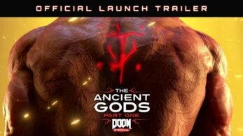 Ameniza la espera de DOOM Eternal para Nintendo Switch con este tráiler del DLC The Ancient Gods Part 1
