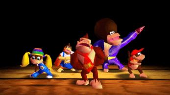 «Pensé que todos entenderían el chiste, pero nadie lo pilló»: Así habla Grant Kirkhope del rap de Donkey Kong 64