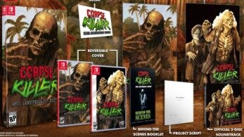 Corpse Killer: 25th Anniversary Edition llegará a Nintendo Switch con esta edición de coleccionista