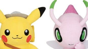 Se comparten nuevos artículos de merchandise de Pokémon para Japón y Estados Unidos