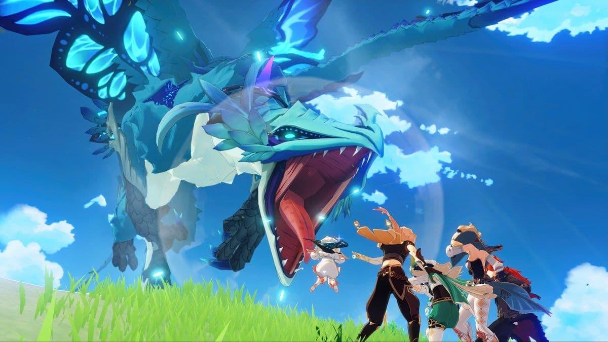 Nuevo ronda de gameplay de Genshin Impact