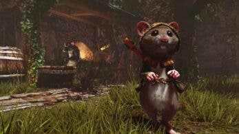 Ghost of a Tale para Nintendo Switch funciona a 30 FPS y 1080p