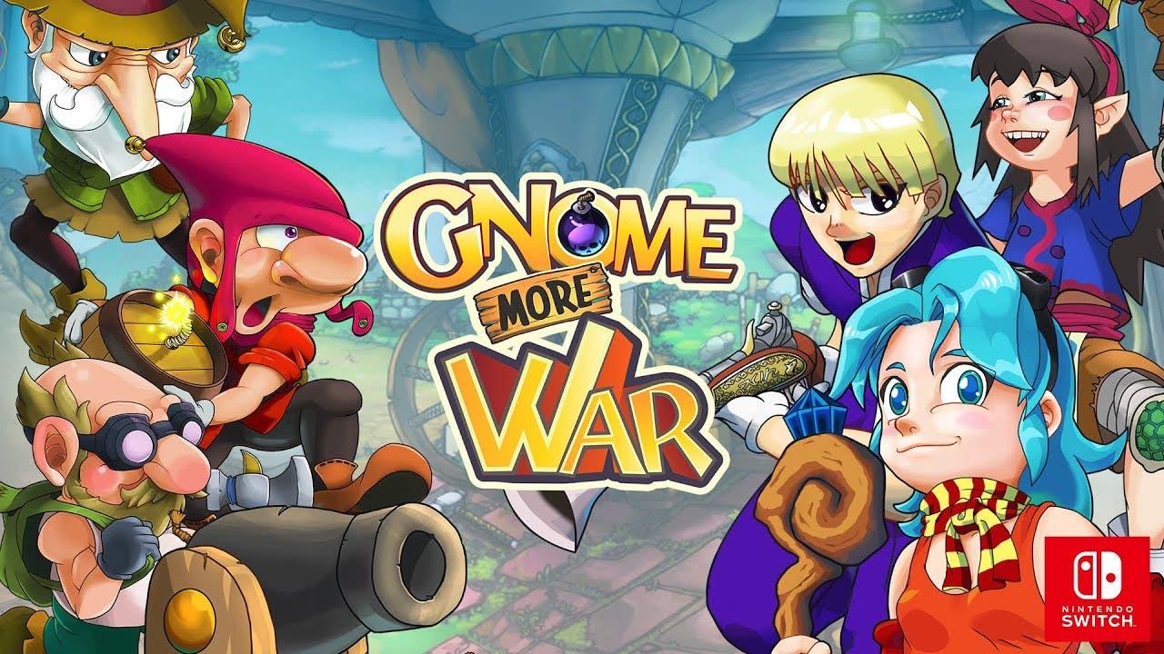 Gnome More War se lanza el 26 de octubre en Nintendo Switch