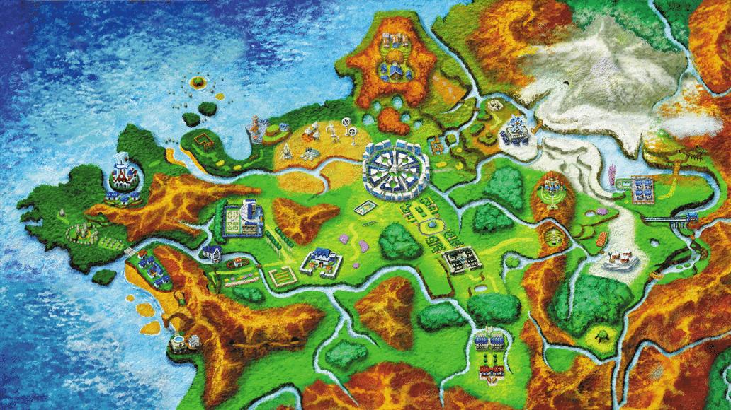 4 indicios que sugieren que la región de Kalos podría regresar a Pokémon Espada y Escudo