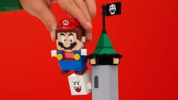 LEGO Super Mario se actualiza a la versión 1.2.8 para recibir su primer desafío contra Boo