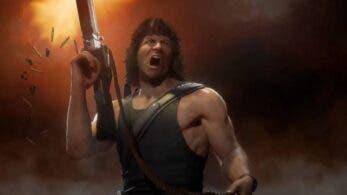 Nuevo tráiler de Rambo en Mortal Kombat 11 Ultimate