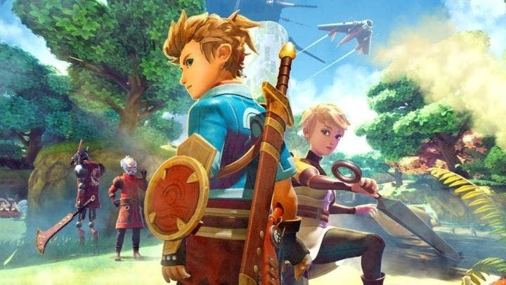 Oceanhorn 2: Knights of the Lost Realm: Tráiler, gameplay y tasa de frames
