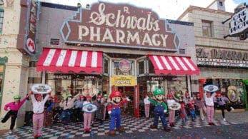Nuevas imágenes del Mario Store & Cafe de Universal Studios Japan