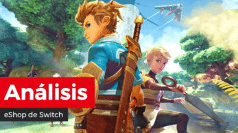 [Análisis] Oceanhorn 2: Knights of the Lost Realm para Nintendo Switch