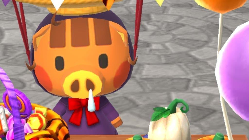 Juliana enamora a los fans con su atuendo de Halloween en Animal Crossing: Pocket Camp