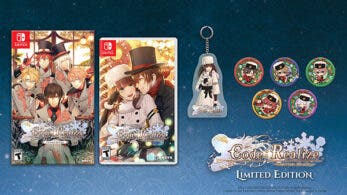 Code: Realize ~Wintertide Miracles~ llegará a principios de 2021 a las Nintendo Switch occidentales