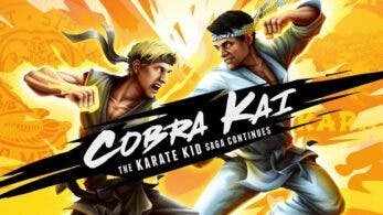 Cobra Kai: The Karate Kid Saga Continues para Nintendo Switch se retrasa hasta el 24 de noviembre en Europa