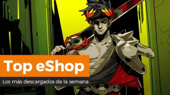 Hades ha sido lo más descargado de la semana en la eShop de Nintendo Switch (14/11/20)