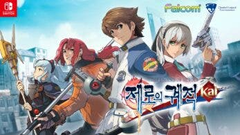 The Legend of Heroes: Zero no Kiseki y Ao no Kiseki concretan su lanzamiento asiático para Switch