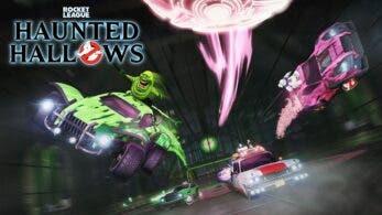 Rocket League confirma el regreso de Haunted Hallows para el 20 de octubre con este tráiler