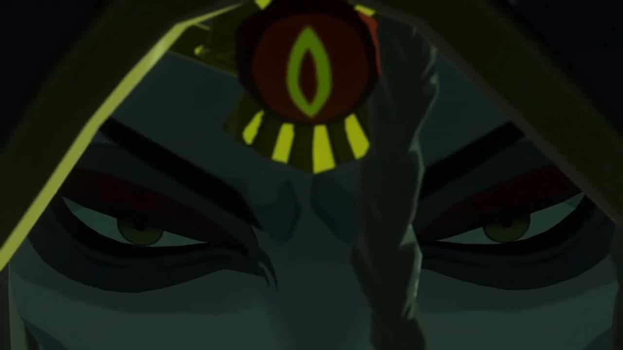 Este vídeo analiza al detalle el tráiler de hoy de Hyrule Warriors: La era del cataclismo