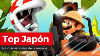 Mario Kart Live: Home Circuit debuta como lo más vendido de la semana en Japón (22/10/20)