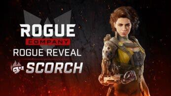 Scorch protagoniza este nuevo tráiler de Rogue Company