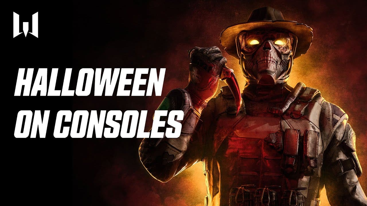 Warface celebra su evento de Halloween Nintendo Switch