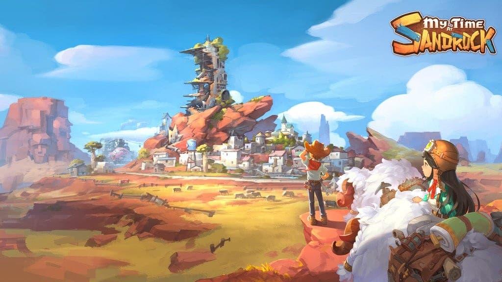My Time at Sandrock llegará a Nintendo Switch como secuela de My Time at Portia