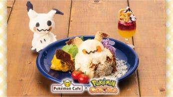 Esta receta de Mimikyu de Pokémon Café Mix se volverá real en los Pokémon Café de Japón