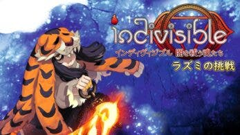 El pack DLC «Razmi's Challenges» llegará a Indivisible el 13 de octubre en Japón
