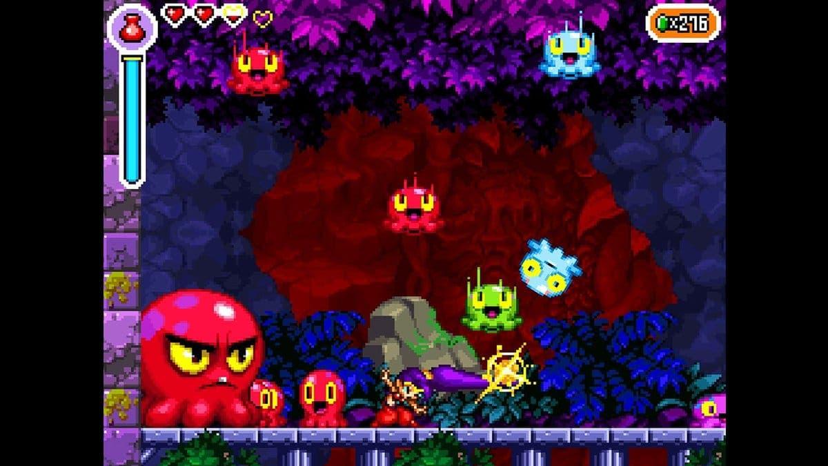 Otro vistazo a Shantae: Risky's Revenge Director's Cut en Nintendo Switch