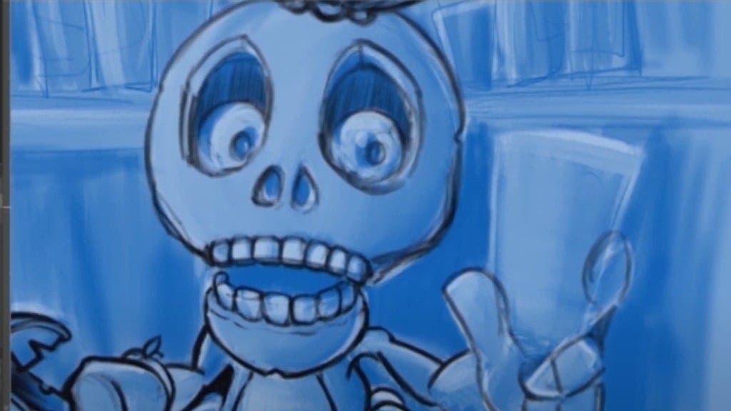 Kevin Bayliss, creador de Diddy Kong, está publicando tutoriales de dibujo en YouTube