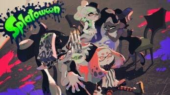 Splatoon 2 estrena nuevo arte del próximo Splatfest de Halloween