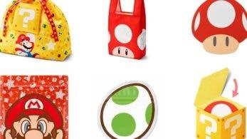 Echad un vistazo a los nuevos artículos de la colección Super Mario Home & Party Goods que se lanzarán este invierno en Japón
