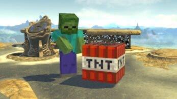 Más de 70 capturas de Super Smash Bros. Ultimate nos muestran a Steve y los nuevos disfraces Mii en acción