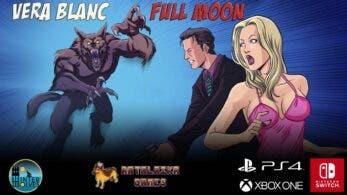 Vera Blanc: Full Moon queda confirmado para Nintendo Switch: se lanza el 13 de noviembre