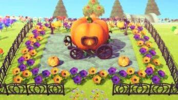 Este vídeo nos muestra 10 ideas de decoración de Halloween para Animal Crossing: New Horizons