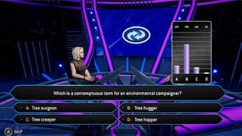 Se confirma Who Wants To Be A Millionaire? para Nintendo Switch